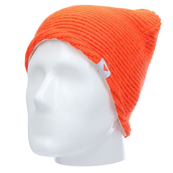 Шапка женская Roxy Rxxcourregeshat Shocking Orange