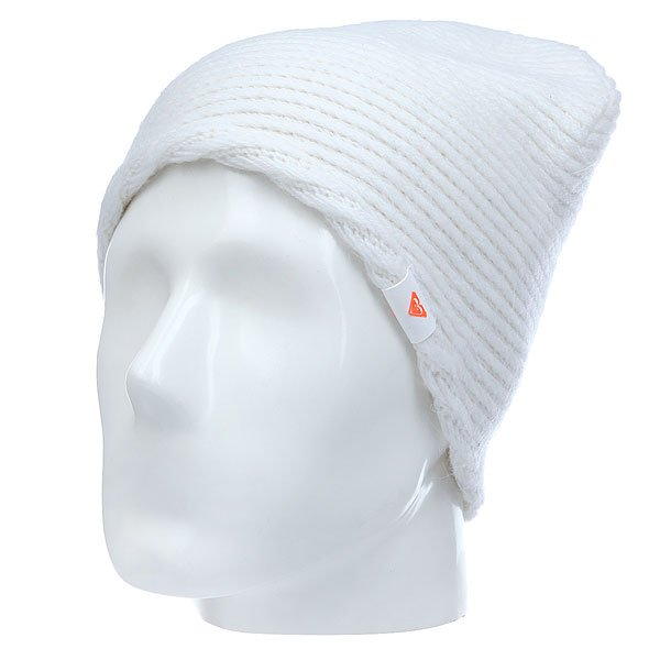Шапка женская Roxy Rxx Courrege Shat Bright White