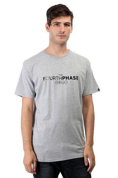 Футболка Quiksilver 4th Phase Light Grey Heather<br><br>Цвет: серый<br>Тип: Футболка<br>Возраст: Взрослый<br>Пол: Мужской