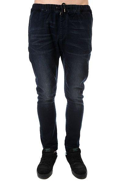 Штаны узкие Quiksilver Fonicdarkblue Dark Blue