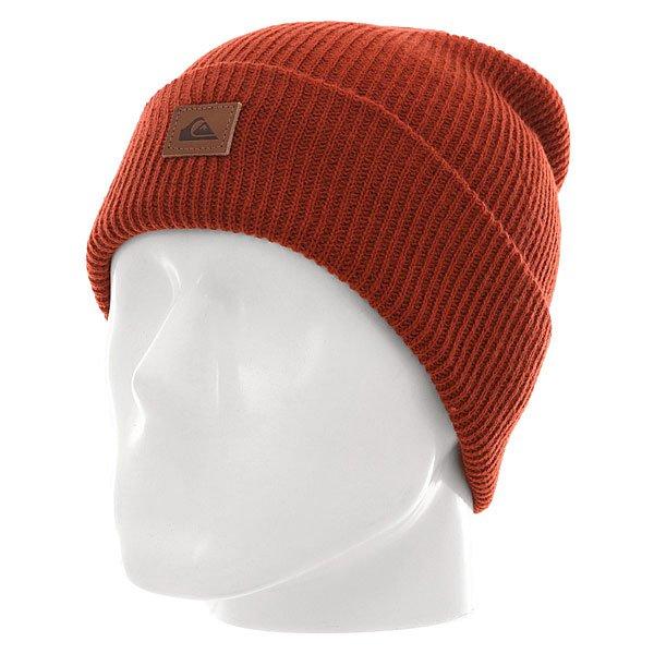 Шапка Quiksilver Performer M Hats Red<br><br>Цвет: красный<br>Тип: Шапка<br>Возраст: Взрослый<br>Пол: Мужской