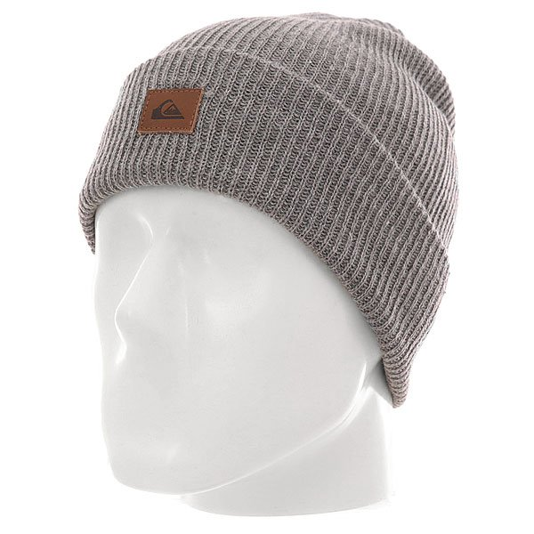 Шапка Quiksilver Performer Medium Grey