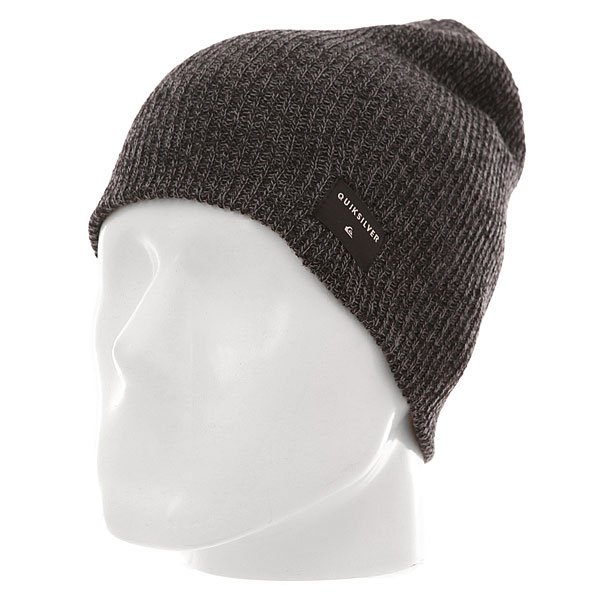 Шапка Quiksilver Cushy M Hats Charcoal Heather quiksilver qu192bmvnw64