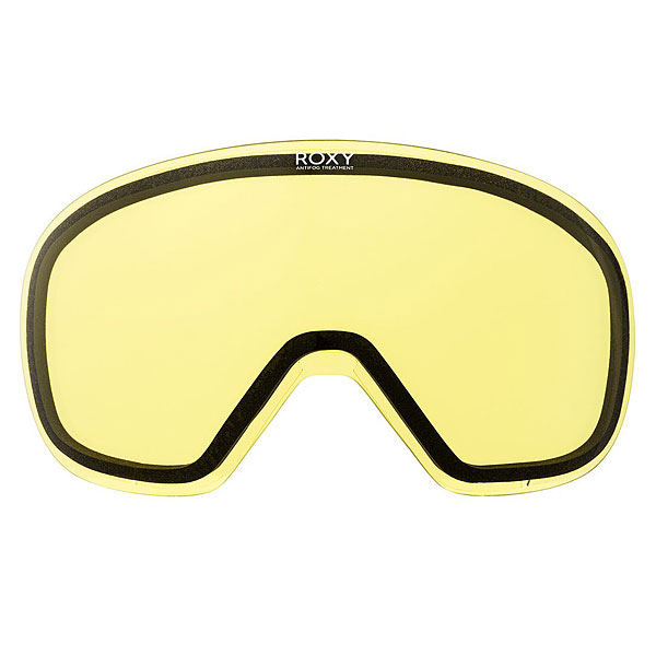 Линза для маски Roxy Popscreen Yellow линза для маски von zipper lens el kabong nightstalker blue