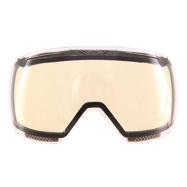 Линза для маски Roxy Isis Bas ClearСменная линза для сноубордической маски Isis с защитой от ультрафиолета.Технические характеристики: Оптика высокой четкости HD.Линзы от Christian Dalloz.Периферический обзор на 160°.Многобазовая форма линзы.Фронтальная вентиляция.100% защита от ультрафиолетовых лучей.Покрытие против царапин и запотевания.<br><br>Цвет: белый<br>Тип: Линза для маски<br>Возраст: Взрослый<br>Пол: Женский