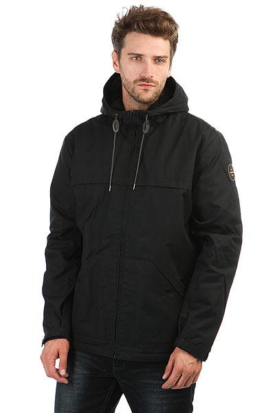 Куртка зимняя Quiksilver Wanna BlackУтепленная зимняя куртка Quiksilver Wanna имеет все необходимое, чтобы стать вашей любимой вещью в гардеробе.Характеристики:Подкладка из шерпы.Нагрудная кокетка. Глубокий крупный карман на металлической кнопке.Манжеты на липучке Velcro. Круглая кожаная нашивка на рукаве. Утяжки круглой формы с кожаными стопперами. Глубокий крупный карман с ярлыком с логотипом. Водоотталкивающая пропитка.<br><br>Цвет: черный<br>Тип: Куртка зимняя<br>Возраст: Взрослый<br>Пол: Мужской