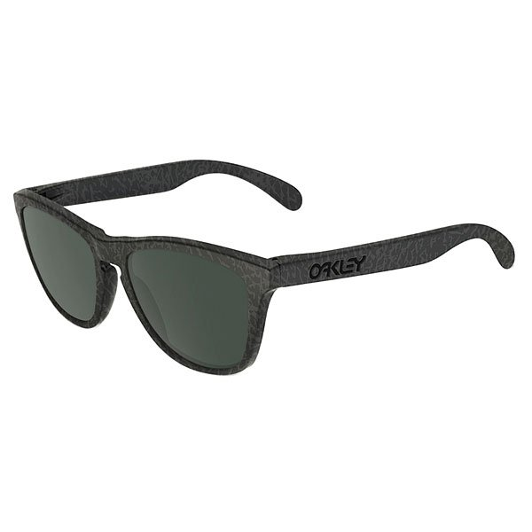 Очки Oakley Frogskins Gunpowder/Dark Grey
