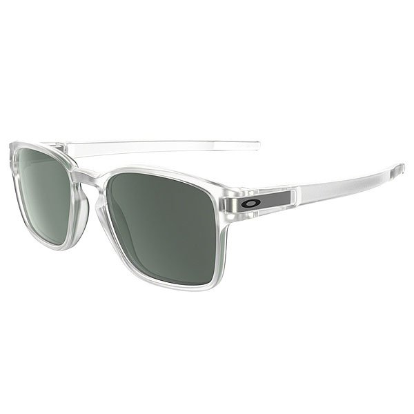 Очки Oakley Latch Squared Matte Clear/Dark Grey