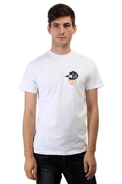 Футболка Anteater 319 White<br><br>Цвет: белый<br>Тип: Футболка<br>Возраст: Взрослый<br>Пол: Мужской