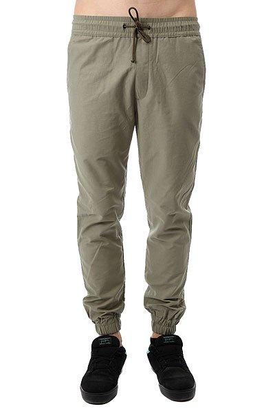 Штаны прямые Anteater Simple Joggers Olive<br><br>Цвет: зеленый<br>Тип: Штаны прямые<br>Возраст: Взрослый<br>Пол: Мужской