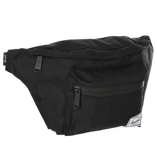Сумка поясная Herschel Seventeen True Black