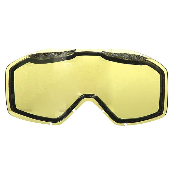 Линза для маски Quiksilver Fenom Yellow линза для маски von zipper lens feenom nls yellow