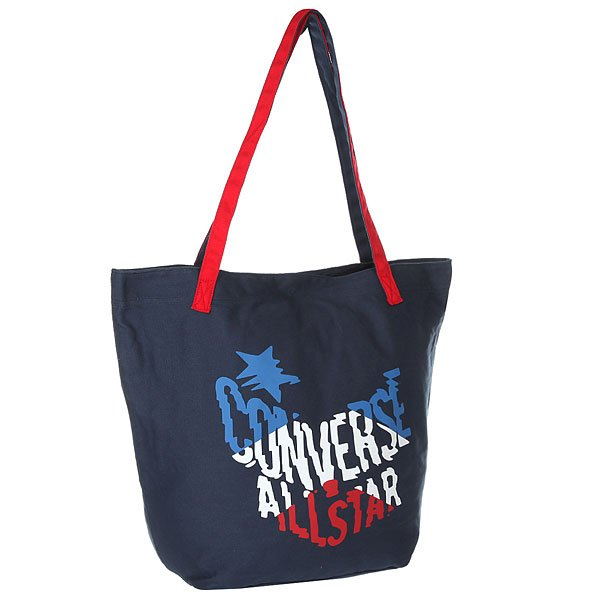 ����� ������� Converse Legacy Tote Navy