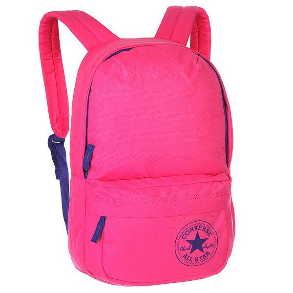 Рюкзак городской женская Converse Back To It Mini Backpack Pink<br><br>Цвет: розовый<br>Тип: Рюкзак городской<br>Возраст: Взрослый<br>Пол: Женский