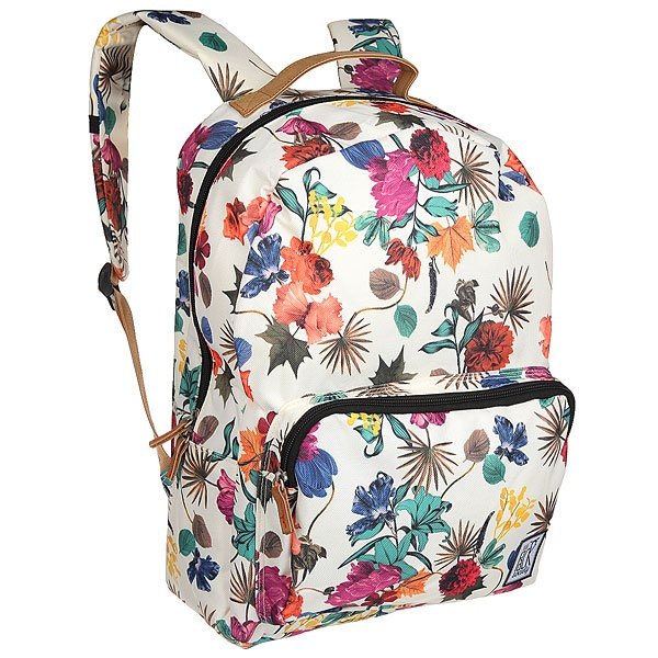 Рюкзак городской The Pack Society Classic Backpack Multicolor Flower Allover