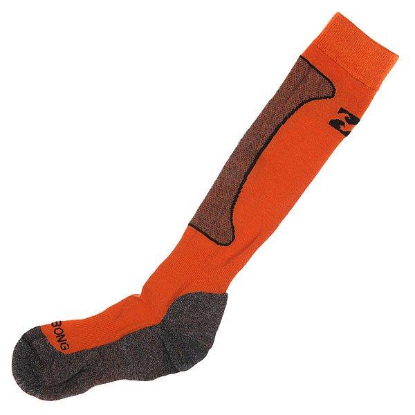 ����� ��������������� Billabong Merino Socks Orange Pepper