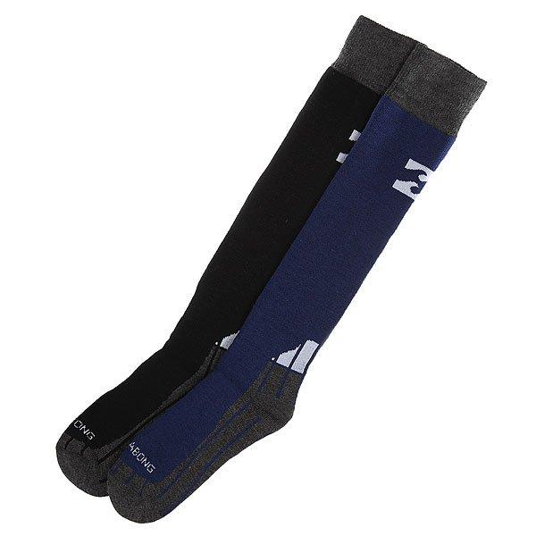Носки сноубордические Billabong Alpine Merino 2pack Black/Blue