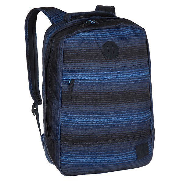 Рюкзак городской Nixon Beacons Backpack Blue Multi
