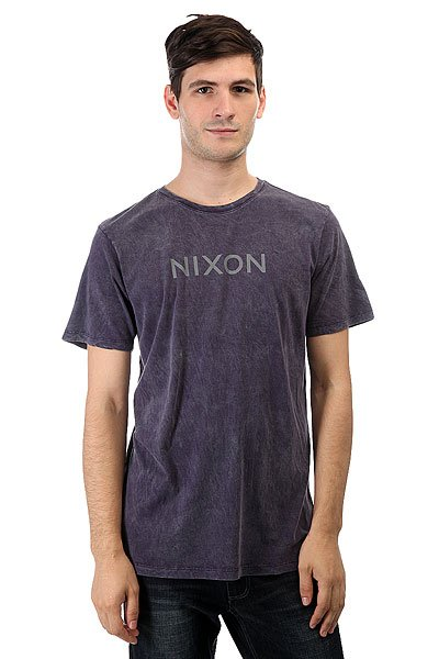 Футболка Nixon Original Deep Purple