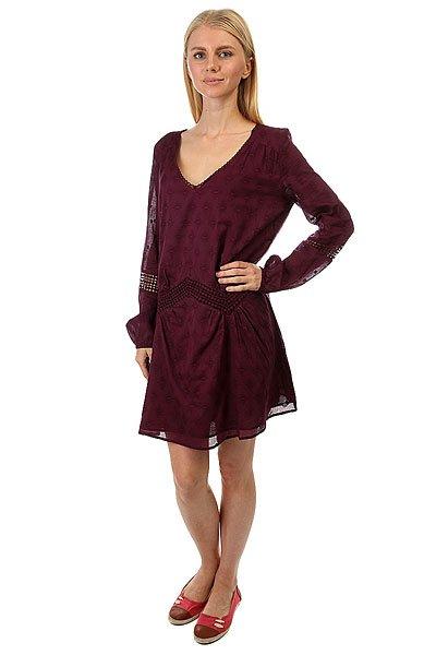 Платье женское Roxy Cali Italian Plum