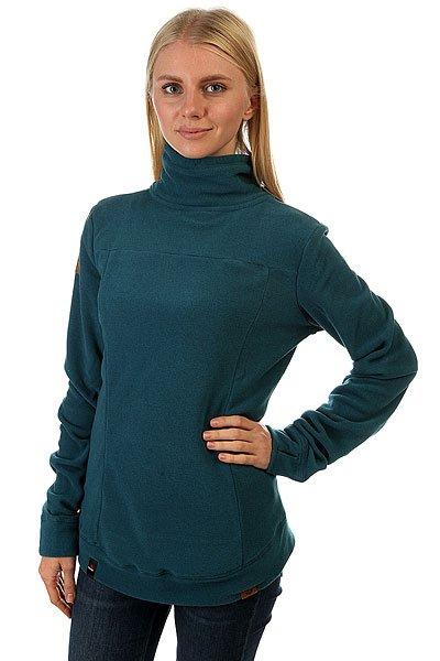 Толстовка сноубордическая женская Roxy Drifted Legion Blue<br><br>Цвет: синий<br>Тип: Толстовка сноубордическая<br>Возраст: Взрослый<br>Пол: Женский