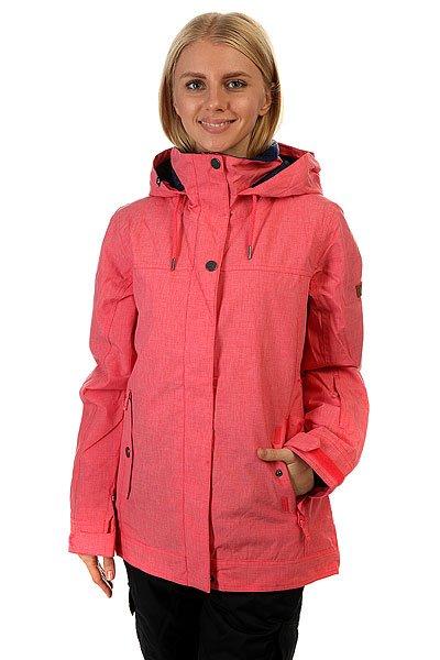 Куртка женская Roxy Billie Jk Paradise Pink