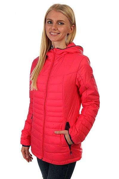 Куртка зимняя женская Roxy Highlight Paradise PinkУтепленная женская куртка The для тех женщин, которые хотят быть уверены в абсолютном тепле при любых условиях и при этом не ограничивать свою маневренность.Характеристики:Прочный нейлон (48 г). Стеганые модели: утеплитель PrimaLoft® Gold Insulation Luxe. Не стеганые модели: синтетический утеплитель 80 г. Фиксированный капюшон. Боковые карманы на молнии. Скругленная линия подола. Эластичный подол с регулировкой.<br><br>Цвет: розовый<br>Тип: Куртка зимняя<br>Возраст: Взрослый<br>Пол: Женский