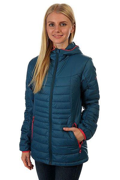 Куртка зимняя женская Roxy Highlight Legion BlueУтепленная женская куртка The для тех женщин, которые хотят быть уверены в абсолютном тепле при любых условиях и при этом не ограничивать свою маневренность.Характеристики:Прочный нейлон (48 г). Стеганые модели: утеплитель PrimaLoft® Gold Insulation Luxe. Не стеганые модели: синтетический утеплитель 80 г. Фиксированный капюшон. Боковые карманы на молнии. Скругленная линия подола. Эластичный подол с регулировкой.<br><br>Цвет: синий<br>Тип: Куртка зимняя<br>Возраст: Взрослый<br>Пол: Женский