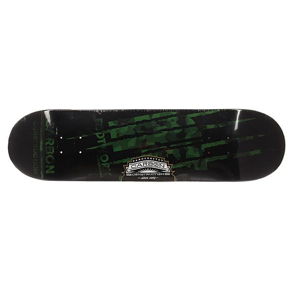 Дека для скейтборда для скейтборда Footwork Carbon Team Edition Camo Green