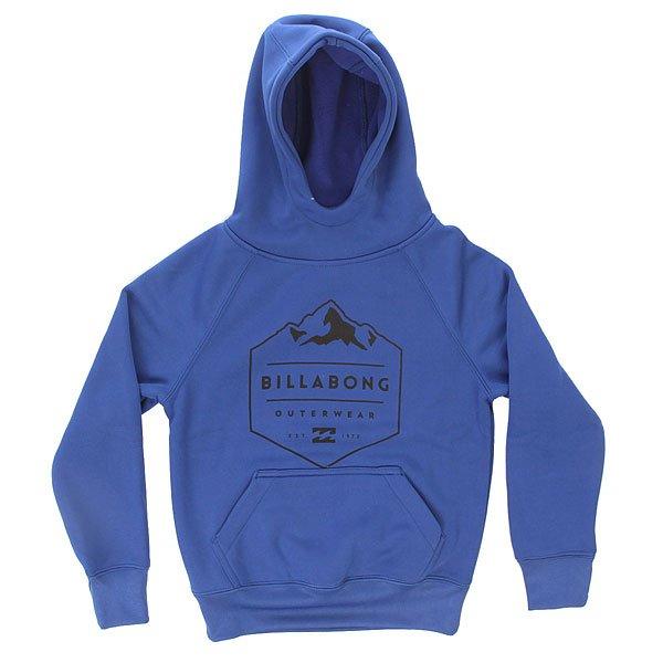 Толстовка сноубордическая детская Billabong Down Hill Mazarine Blue