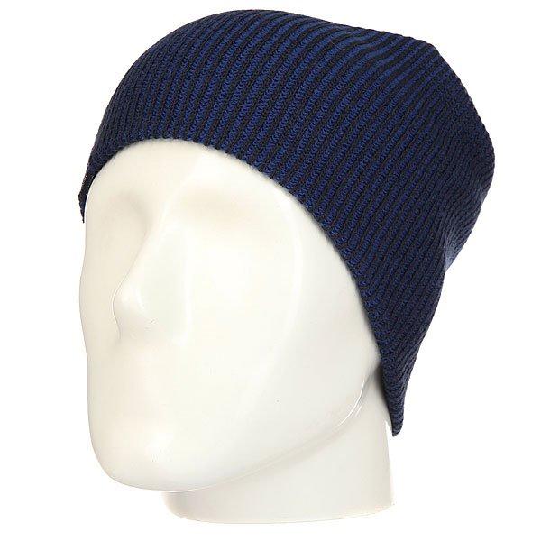 Шапка носок Quiksilver Preference Navy Blazer шапка носок детская quiksilver preference black