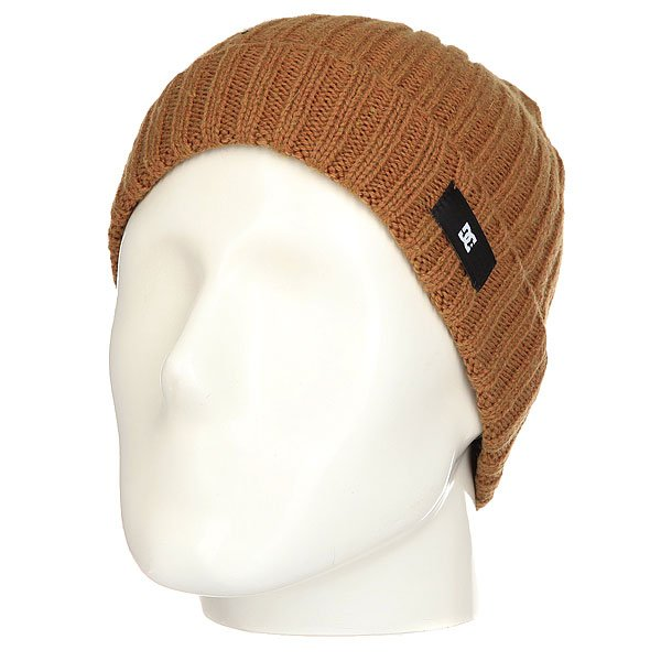 Шапка DC Flathead Wheat<br><br>Цвет: коричневый<br>Тип: Шапка<br>Возраст: Взрослый<br>Пол: Мужской