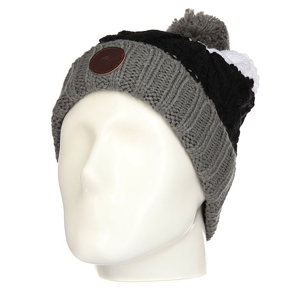 Шапка Quiksilver Apex Beanie Quiet Shade кошелек quiksilver anthro quiet shade page 3
