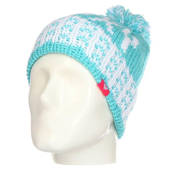 Шапка женская Roxy Fjord Blue Radiance шапка женская roxy fjord blue radiance