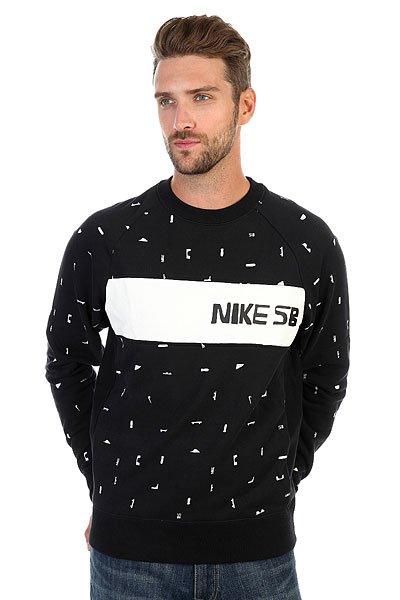 Толстовка классическая Nike SB X CH Everett Black