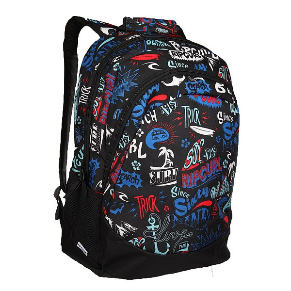 Рюкзак школьный Rip Curl Proschool Lettring Black Tu bride of the water god v 3