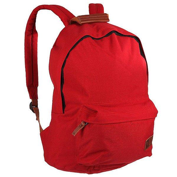Рюкзак городской женский Rip Curl Eda Dome Poinsettia Red TuНевероятно стильный городской рюкзак, который будет отлично сочетаться с любым Вашим образом.Удобная конструкция с одним просторным отделением не позволит Вам потерять необходимую вещь, а во внешний кармашек можно положить, например, студенческий билет или проездной, чтобы не нужно было долго искать его по сумке.Характеристики:Просторное основное отделение. Внешний карман на молнии. Эргономичные плечевые ремни. Удобная петля для переноски.Уплотненное дно и спинка.<br><br>Цвет: красный<br>Тип: Рюкзак городской<br>Возраст: Взрослый<br>Пол: Женский