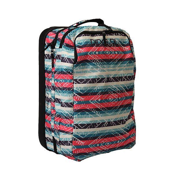 Сумка дорожная женская Rip Curl Ethnic Cabin Trolley Optical White Tu