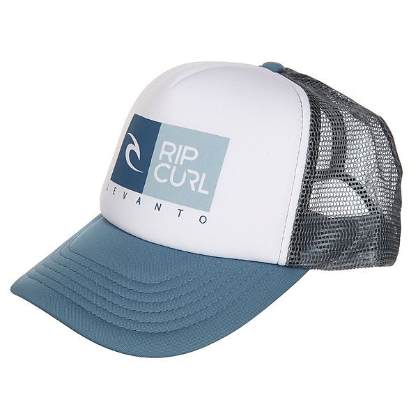 Бейсболка с сеткой Rip Curl Destination Levanto Cap Blue