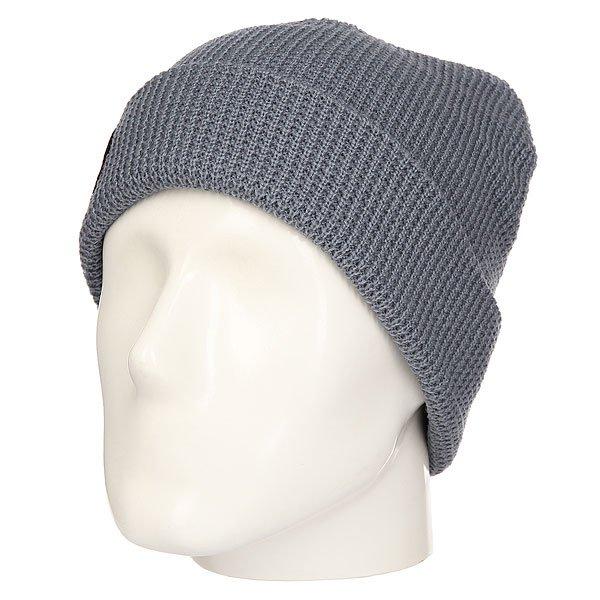 Шапка Rip Curl Wetsuits Logo Flint StoneУютная и теплая шапка-«носок» для комфортных прогулок осенью и зимой.Характеристики:Логотип-нашивка. Крупная вязка.Широкий отворот.<br><br>Цвет: синий<br>Тип: Шапка<br>Возраст: Взрослый<br>Пол: Мужской