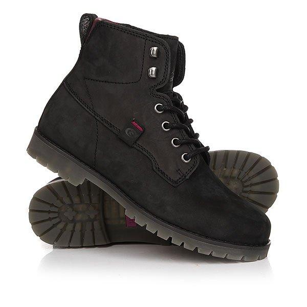 Ботинки высокие Rip Curl 003 BlackЖенские ботинки Rip Curl 003 от известного бренда Rip Curl поразят вас своим удобством, качеством и стилем. Они идеально подойдут для прогулок и активного отдыха в холодное время года. Такие стильные ботинки будут обращать на вас внимание окружающих. Они идеально будут смотреться с джинсами или брюками.Характеристики:Ботинки полностью сделаны из высококачественного натурального нубука. Классическая шнуровка надежно удержит ботинки на ноге. Подошва очень гибкая и прекрасно находит сцепление с любыми поверхностями. Съемная текстильная стелька. Высокая и мягкая зона лодыжек полностью защищена от холода и сквозняков.<br><br>Цвет: черный<br>Тип: Ботинки высокие<br>Возраст: Взрослый<br>Пол: Мужской