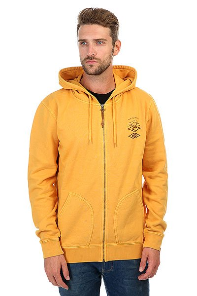Толстовка классическая Rip Curl Back To The Search Hz Fleece Sunflower толстовка свитшот rip curl beat fleece night sky