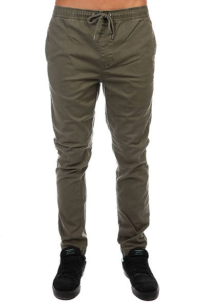 Штаны прямые Rip Curl Beyond Beach Pant Olive Night штаны relaxed pant rip curl
