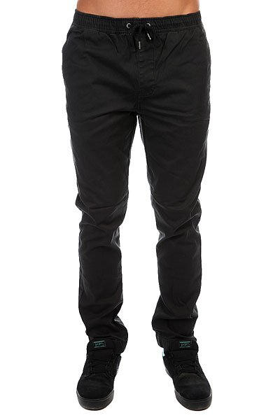 Штаны прямые Rip Curl Beyond Beach Pant Black штаны relaxed pant rip curl