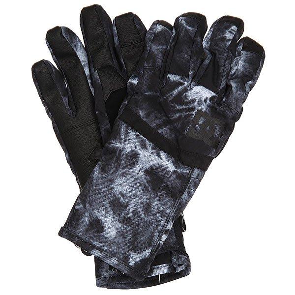 Перчатки сноубордические женский DC Seger Glove Tie Dye