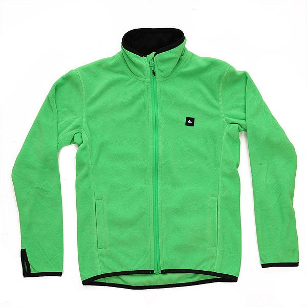 Толстовка сноубордическая детская Quiksilver Aker Andean Toucan<br><br>Цвет: зеленый<br>Тип: Толстовка сноубордическая<br>Возраст: Детский
