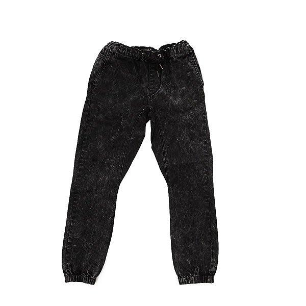 Штаны прямые детские Quiksilver Outtamywaypanyo Tarmac<br><br>Цвет: черный,серый<br>Тип: Штаны прямые<br>Возраст: Детский