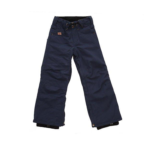 Штаны сноубордические детские DC Relay Insignia Blue<br><br>Цвет: синий<br>Тип: Штаны сноубордические<br>Возраст: Детский