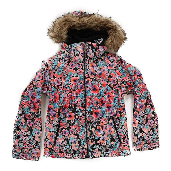 Куртка детская Roxy Jetty Ski Madison Flowers True