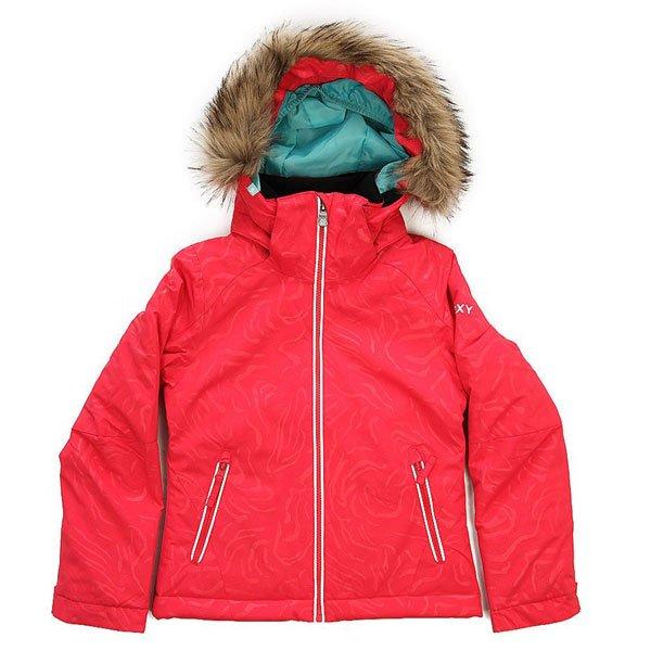Куртка детская Roxy Jet Ski Paradise Pink